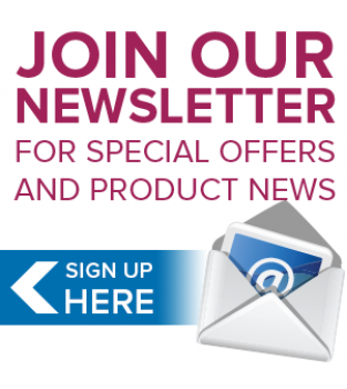 Join our Newsletter for special offers