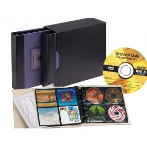 CD Albums and DVD Albums