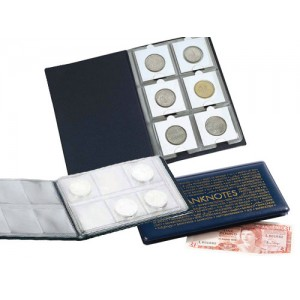 Coin Collecting Wallets