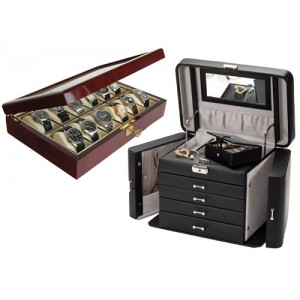 Jewellery & Watches Storage