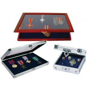 Medals, Pins and Decorations - Cases