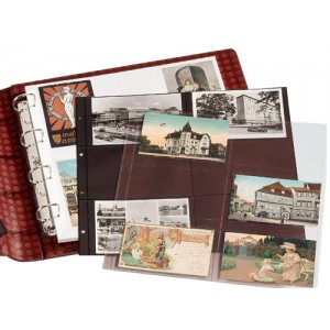 Postcards & Collectable Card Refills