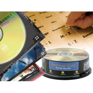 For Arrowfile CD Albums & Refills