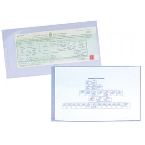 - Genealogy Albums and Pocket Refill Sleeves -