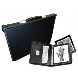 - Portfolio Binders, Cases & Refill Sleeves -