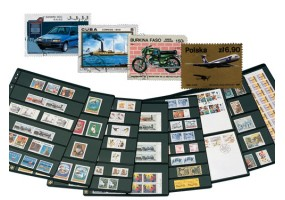 Stamp Storage, Display, Collecting & Philatelic Supplies