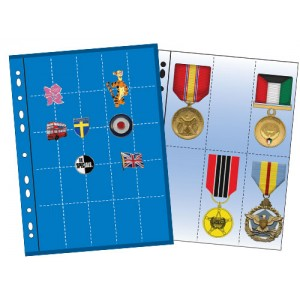 Medals, Pins & Decorations - Refills