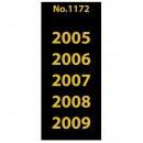Self Adhesive Labels 2005-09
