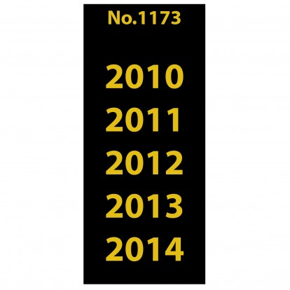 Self Adhesive Labels 2010-2014