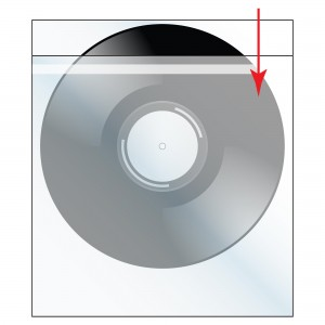 how to clean archival gold discs