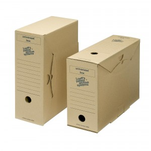 Archival Filing Storage - Universal Box A4