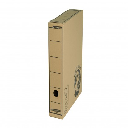 Archive Transfer Box Earth Series Box file for A3 documents - single