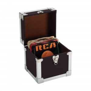 "Record Case for Vinyl 7"" Singles"