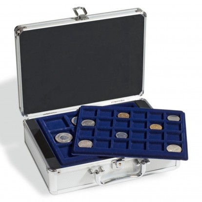 Small Coin Case - with Pre-selected Trays