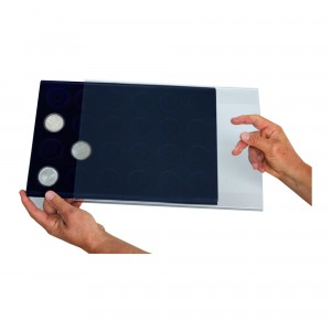 Protective cover for Large Coin Tray