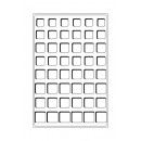 Coin Trays 48 spaces - Euro Sets