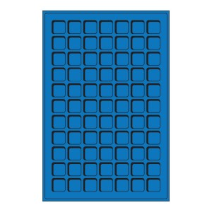 Coin Trays 77 spaces -22mm