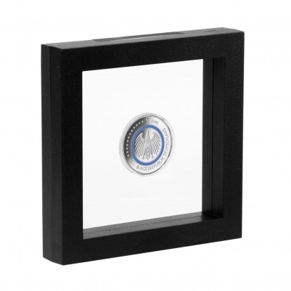 3D Floating Frame - 130x130x25mm -Black