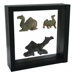 3D Floating Frame - 305x305x80mm