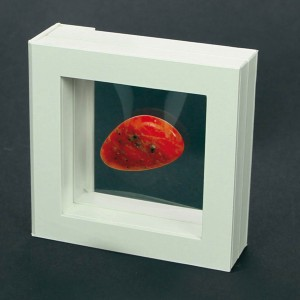 3D Frame - 100x100x30mm White