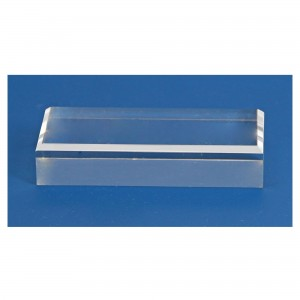 Acrylic Bevelled Base Range