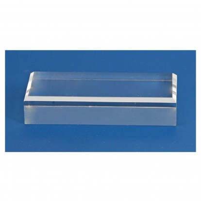 Acrylic Bevelled Base - Range of Sizes