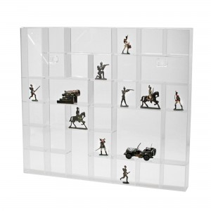 Large Acrylic Display Unit