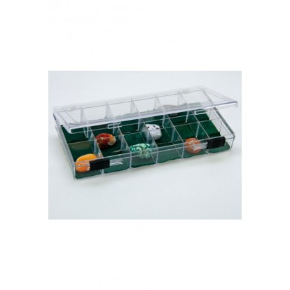 Transparent Collecting Box - Small