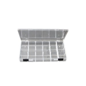 Transparent Collecting Box - Large