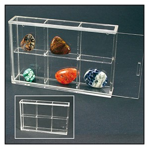 Acrylic 6 Display Case 180mm