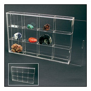 Acrylic 12 Display Case 300mm