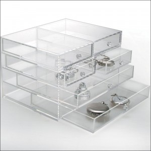 Acrylic Drawers (4+2)