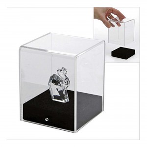 Acrylic Display Cube 100x100