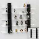 Acrylic Display Shelving - Transparent