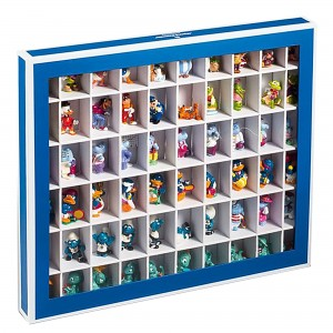 Collectors Box with 60 Compartments