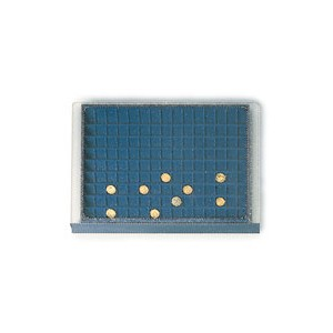 Stackable Coin Tray 135 spaces - 20mm