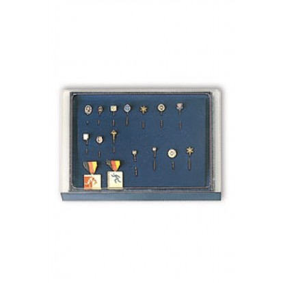 Stackable Tray - for Pins Buttons Studs