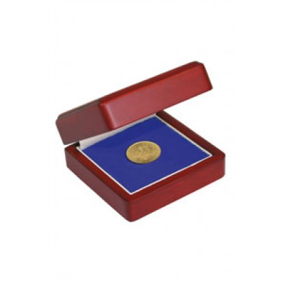 Wooden Coin Case with mouldable base