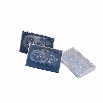 Archival Polypropylene Audio and Video Cassette Case - pack of 1