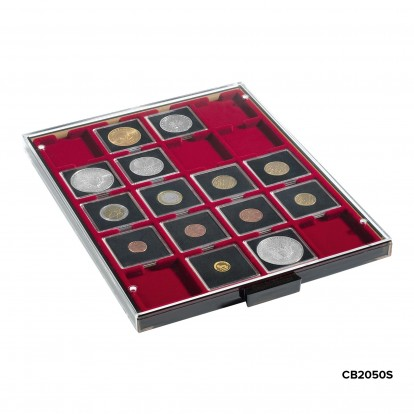 Stackable Coin Drawer 20 Coins up to 50mm