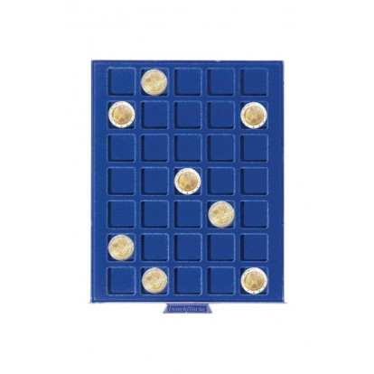 MBS Stackable Coin Box Tray 27mm ( 35 Spaces)