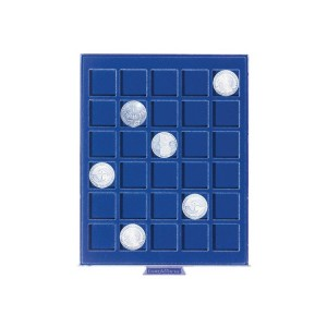 MBS Coin Box Tray 30 coins-33mm