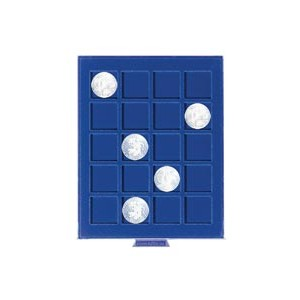 MBS Coin Box Tray 20 coins-41mm