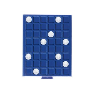 MBS Coin Box Tray 48 coins-24mm