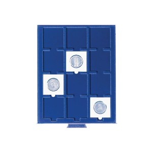 MBS Coin Box Tray 12 coins-50mm