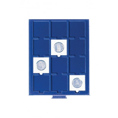 MBS Stackable Coin Box Tray 50mm (12 spaces)