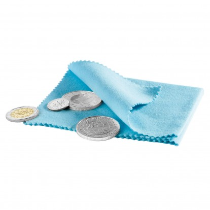 Impregnated Coin Polishing cloth
