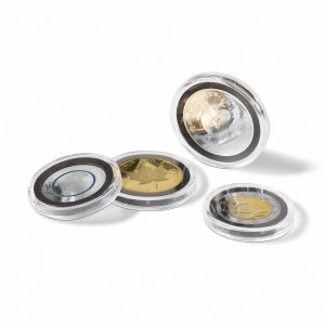Intercept Ultra Coin Capsules (choose from 26-37mm)