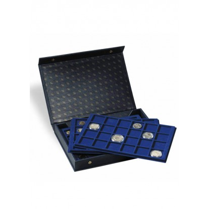 Coin Jewel Box with 4 Coin trays