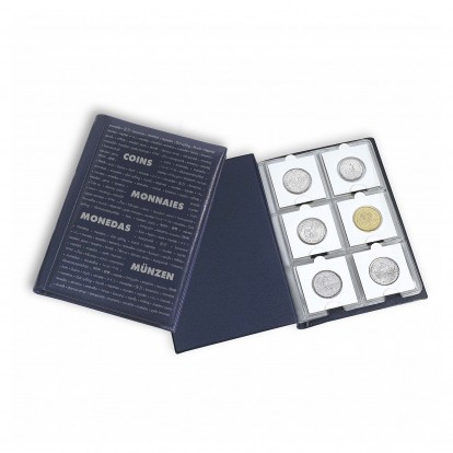 Coin Holder Wallet for 60 Coins